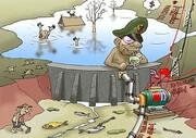 10 پیامد منفی اجتماعی و اقتصادی سدسازی/ بانک جهانی؛ متهم ردیف اول آوارگان سد