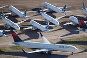 مرخصی اجباری کارکنان خطوط هوایی آمریکا