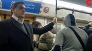 شفافیت آرا نمایندگان در متروی تهران رد شد!