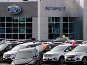 وضعیت فروش 5 خودروساز در انگلیس