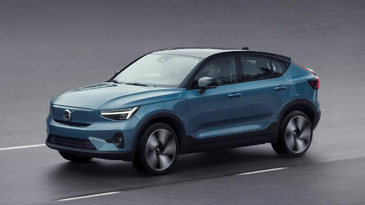 اولین فیلم از خودروی جدید ولوو /2022 Volvo C40 Recharge