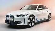 اولین فیلم از سدان تمام برقی  BMW i4 2022