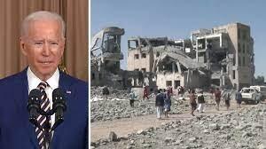 بایدن نمی خواهد جنگ یمن تمام شود