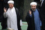 روحانی و هاشمی، سرداران تورم ایران زمین