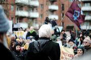 دولت دانمارک خانه های مهاجران را خراب می کند