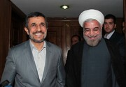 اتهام جدید حسن روحانی به احمدی نژاد