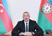 رئیس جمهور آذربایجان بابت اشغال فلسطین به نتانیاهو تبریک گفت