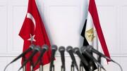 نگاه تردیدآمیز مصر به ترکیه