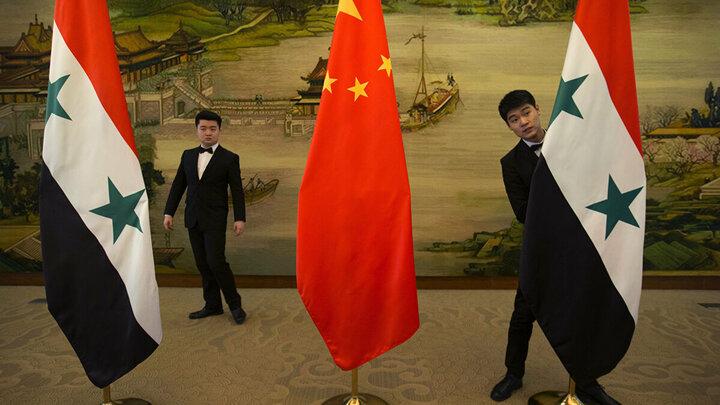 ورود گسترده چین به بازار سوریه