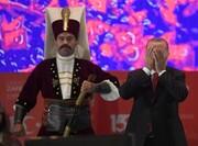 هم پوتین اردوغان را تحقیر کرد و هم بایدن + تصاویر