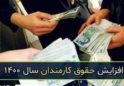 خبر مهم سید ابراهیم رئیسی در خصوص افزایش حقوقها