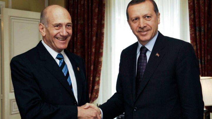 کاسه لیسی اردوغان برای روابط بهتر با اسرائیل