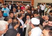 رای مردم اثبات عشق به امام و شهدا بود