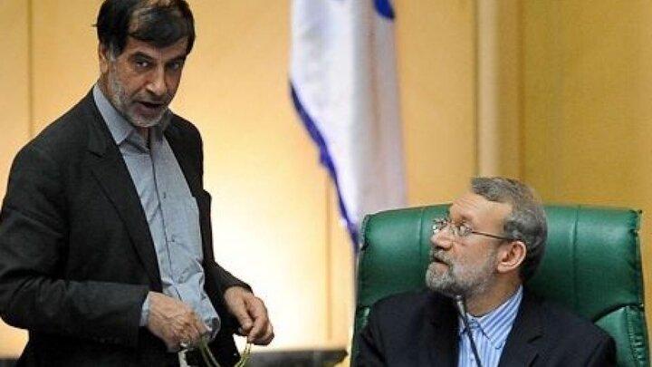 آدرس غلط دست راست علی لاریجانی به دولت رئیسی