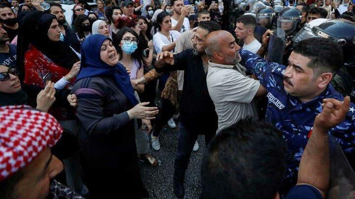 ترور فلسطینی ها توسط تشکیلات خودگردان فلسطین
