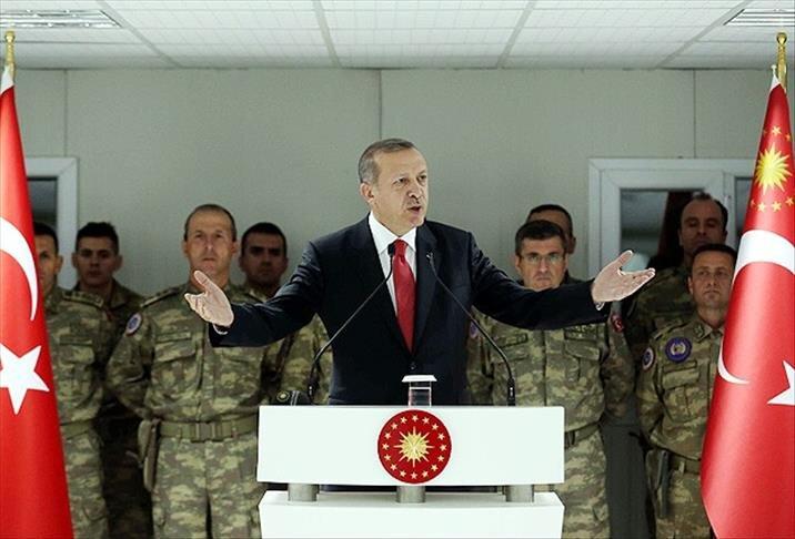 نقشه شوم اردوغان برای افغانستان