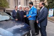 محصول جدید ایران خودرو با 3 استوانه! صادر می شود