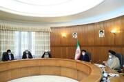 حضور یک چهره  اقتصادی در جلسه رئیسی با سران نهادهای نظارتی