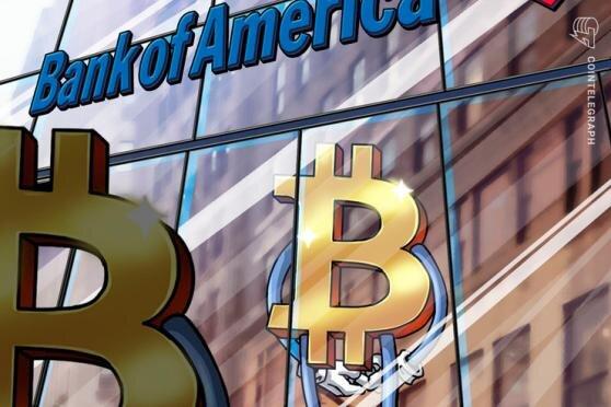 پالس مثبت بانکِ آمریکا به بازار بیت کوین
