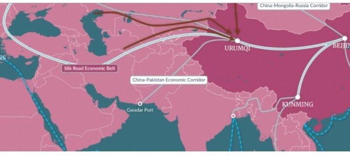 بی خیالی اقتصاد ایران در سوریه و اراده محکم چین برای فتح بازار شام