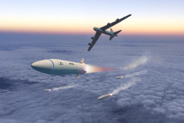 شکست آزمایش موشک مافوق صوت هوایی امریکا