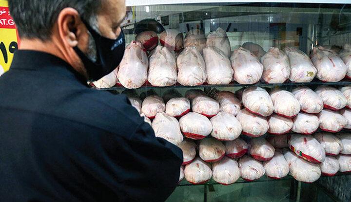 مرغ در بندرعباس هر کیلو 8500 تومان و در تهران هر کیلو 40 هزار تومان!