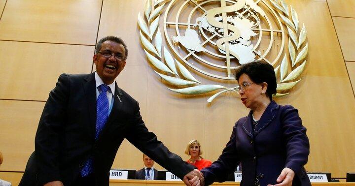 درگیری چین با سازمان جهانی بهداشت