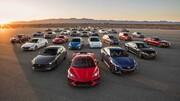 لیست پرفروش ترین خودرو در ایران و جهان