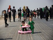 عراقیها برای اربعین هیچ پروتکلی ندارند