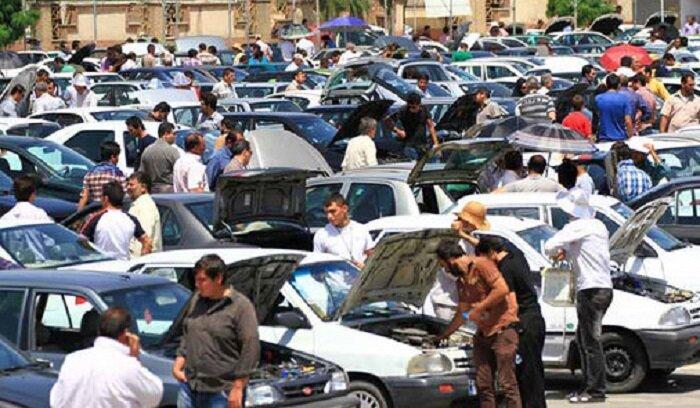 قیمتها در بازار خودرو سقوط کرد