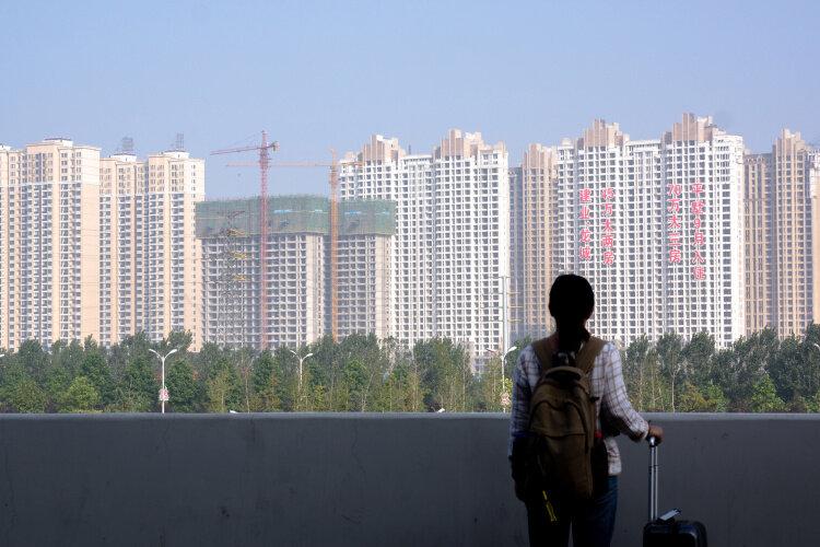 بحران در بخش مسکن چین