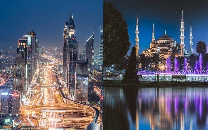 فرار ایرانی ها از دبی و ترکیه