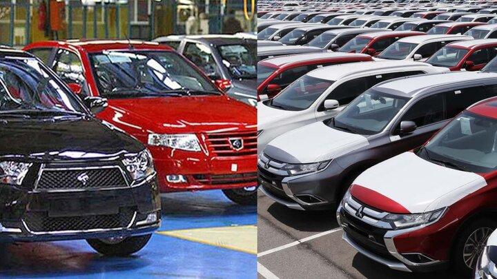 مخالفان واردات خودرو علیه منافع ملی عمل می کنند/فیلم