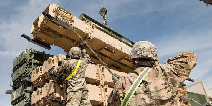 رسوایی و فرار سامانه های موشکی آمریکا از عربستان