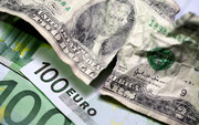 سقوط یک باره قیمت دلار
