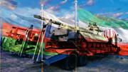 موضع روسیه درباره مانور ایران در قفقاز / فیلم