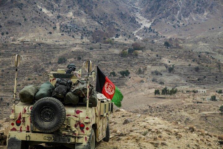 کنترل کماندوهای افغان در دستان CIA