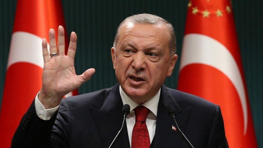 افزایش بی اعتمادی مردم ترکیه به اردوغان