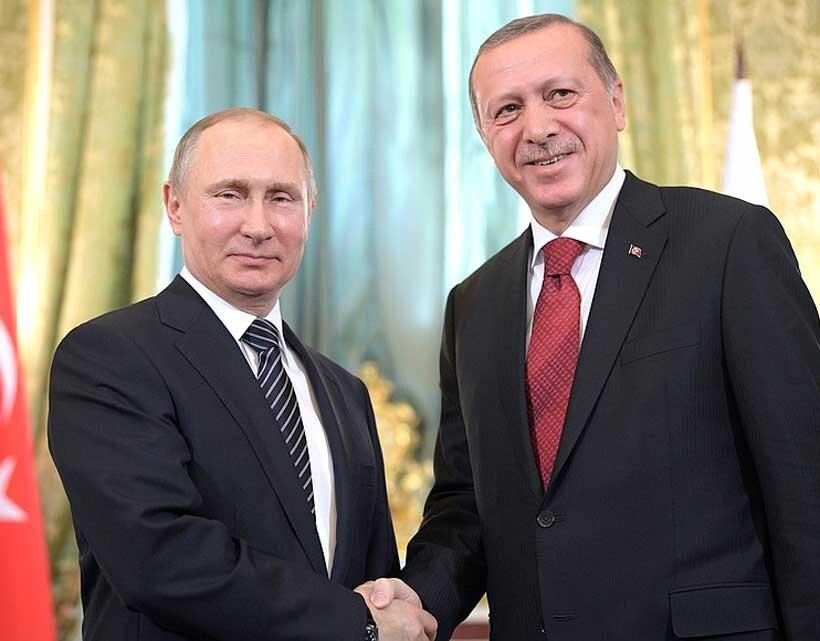دیدار سوچی،کاهش موقت تنش روسیه - ترکیه