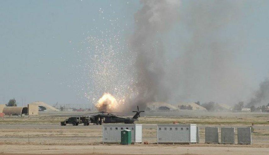 پایگاه التنف قبل از حمله تخلیه شده بود