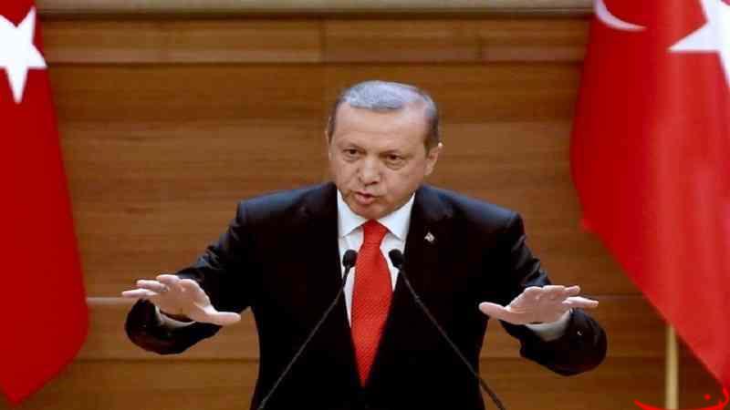 خوشحالی اردوغان از افزایش اندک ذخایر گازی ترکیه