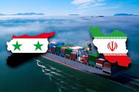 گزارش آماری از مزیت های اقتصادی ایران و سوریه برای تجار ایرانی