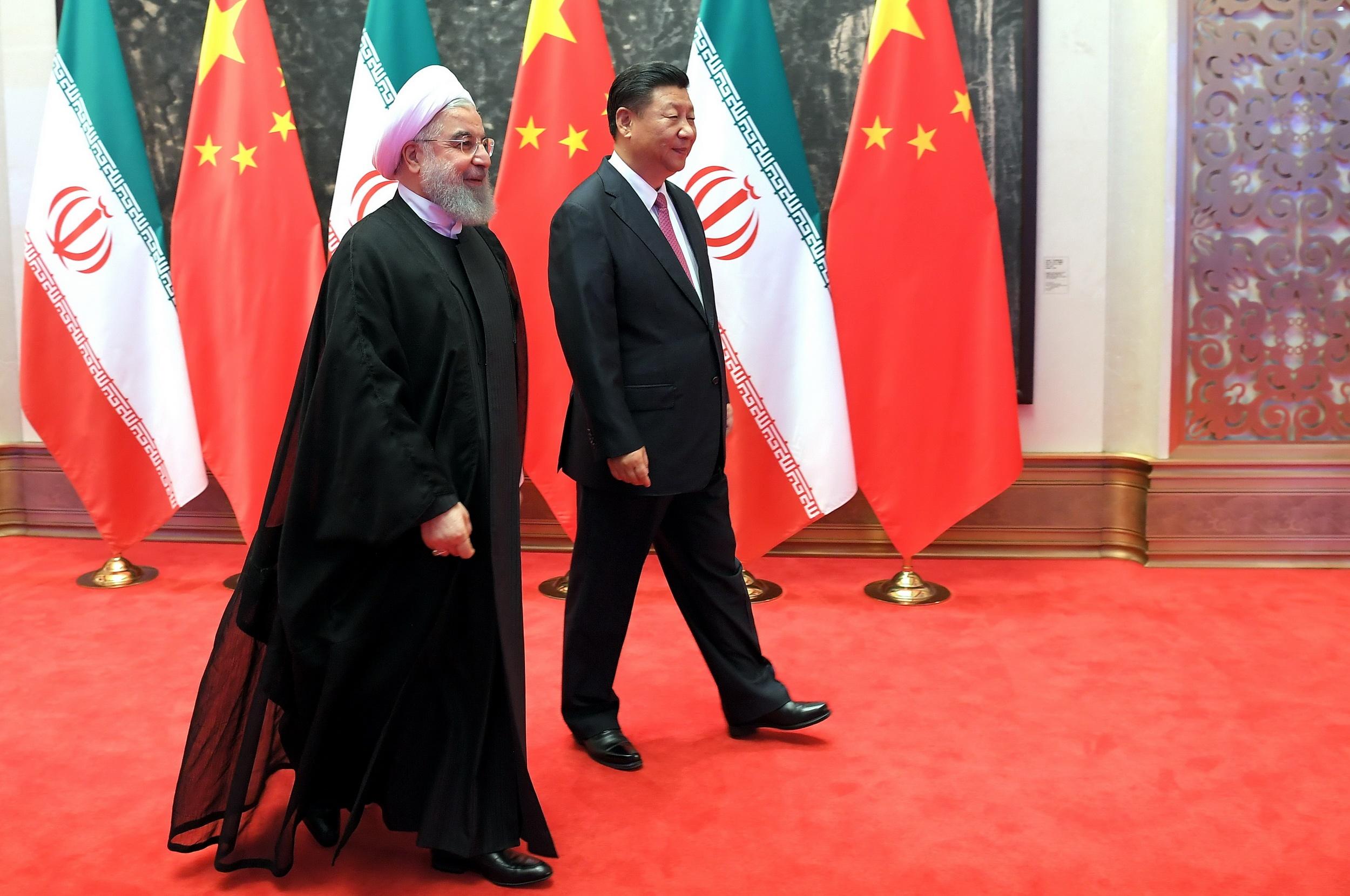 واماندگی واشنگتن در مقابل مشارکت راهبردی تهران - پکن