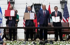 بازی موفق ترامپ و تشکیل صفی از کشورک های عربی برای ارتباط با اسرائیل